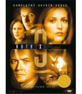 Akta X - 9. sezóna 6 DVD