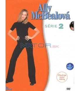 Ally McBealová - 2. série 6 DVD
