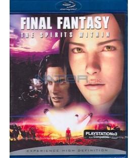 Final Fantasy: Esence života BLU-RAY (Final Fantasy: The Spirits Within)