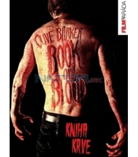 Kniha krve (Book of Blood) DVD