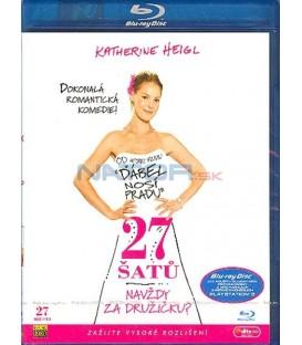 27 šatů-BLU-RAY (27 Dresses)