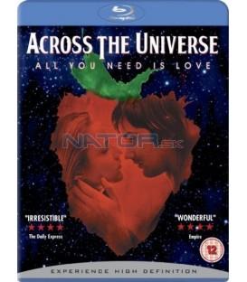 Across the Universe /Napříč vesmírem-Blu-ray