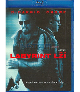 Labyrint lží (Body of Lies) BLU-RAY
