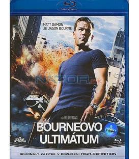 Bourneovo ultimátum- BLU-RAY (The Bourne Ultimatum)