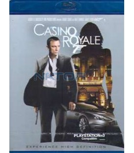 James Bond - Agent 007 : Casino Royale- Blu-ray
