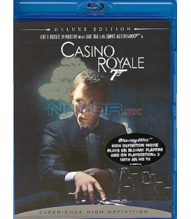 James Bond - Agent 007 : Casino Royale D.E. (2 BD)- Blu-ray