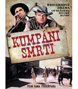 Kumpáni smrti – SLIM BOX (Deadly Companions) DVD