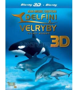Delfíni a velryby: Tuláci oceánu TRUE 3D verze- BLU-RAY (Dolphins & Whales 3D)