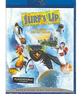 Divoké vlny- BLU-RAY (Surfs Up)