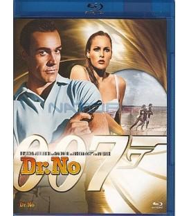 James Bond 007: Dr. No- BLU-RAY (Dr. No)