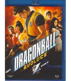 Dragonball: Evoluce- BLU-RAY (Dragonball Evolution)