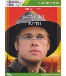Sedm let v Tibetu (Seven Years in Tibet) DVD