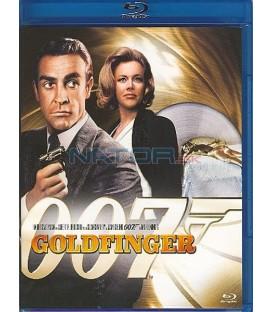 James Bond 007: Goldfinger- BLU-RAY