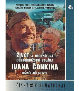 Život a neobyčejná dobrodružství vojáka Ivana Čonkina (Life and Extraordinary Adventures of Private Ivan Chonkin) DVD