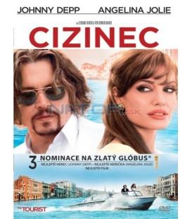 Cizinec / Turista (The  Tourist) DVD