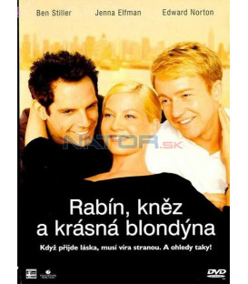 Rabín, kněz a krásná blondýna (Keeping the Faith)