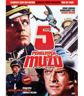 5 pekelných mužů DVD (5 per l´inferno)