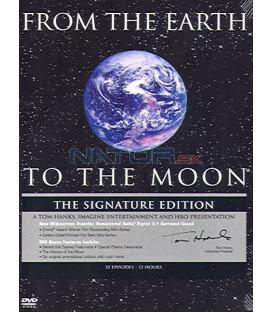 Ze země na měsíc 5DVD (From Earth to the Moon (5 DVD))
