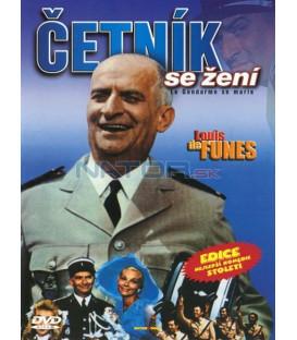 Četník se Žení (Le Gendarme se marie) DVD