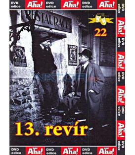 13. revír DVD