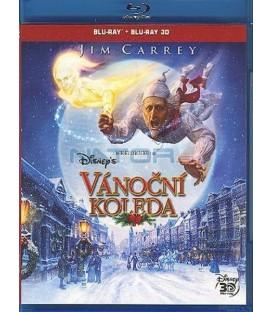 Vánoční koleda- Blu-ray 3D+2D  (A Christmas Carol)