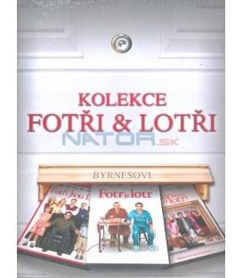 Kolekce Fotři & Lotři 3DVD  (The Focker Family Collection (3DVD))