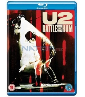U2 Rattle and Hum- Blu-ray