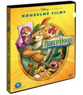 Robin Hood S.E. - Disney Kouzelné filmy č.4 (Robin Hood)