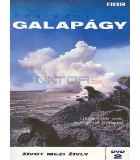 Galapágy č. 2: Život mezi živly DVD