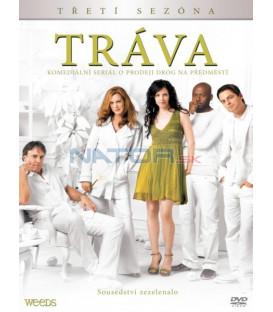 Tráva  3.sezóna, 3 DVD, 15 dílů
