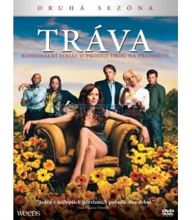 Tráva  2.sezóna, 2 DVD, 12 dílů