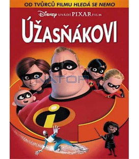 Úžasňákovi S.E. 2DVD (The Incredibles)