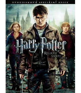 Harry Potter a Relikvie smrti část část 2. - 2 DVD - SK/CZ dabing ( Harry Potter and the Deathly Hallows: Part II)