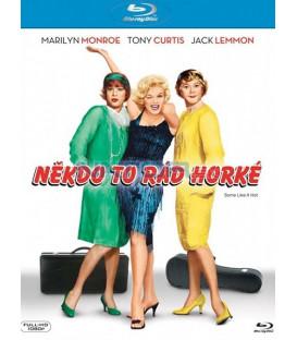 Někdo to rád horké (Some Like It Hot) Blu-ray