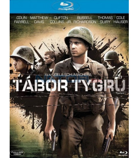 Tábor tygrů (Tigerland) Blu-ray