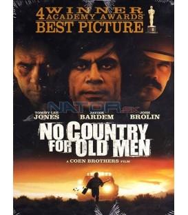 Tahle země není pro starý-STEELBOOK (No Country for Old Men)