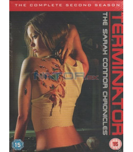 Terminátor: Příběh Sáry Connorové 2. série (6 DVD) (Terminator: Sarah Connor Chronicles Season 2 (6 DVD))
