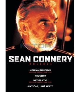 Sean Connery kolekce 4DVD