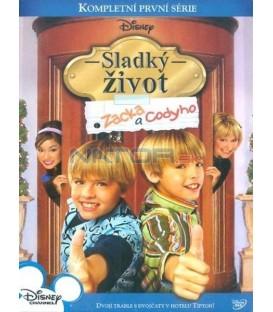 Sladký život Zacka a Codyho - 1.série 4 DVD (Suite Life of Zack and Cody Complete 1st Season)