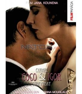 Coco Chanel & Igor Stravinsky (Coco Chanel & Igor Stravinsky)