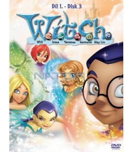 W.I.T.C.H. 1. díl - disk 3. (W.I.T.C.H. Vol 1 - Disc 3)