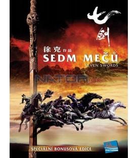 Sedem mečov (Qi jian) DVD