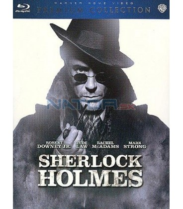 Sherlock Holmes- Premium Blu-ray collection