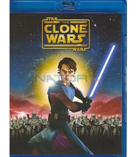 Star Wars: Klonové války- Blu-ray ((Star Wars: The Clone Wars)