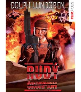 Rudý škorpion (Red Scorpion) DVD