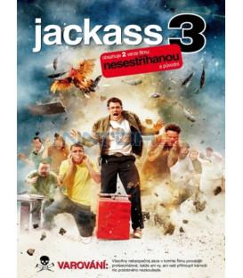 Jackass 3 FILM DVD