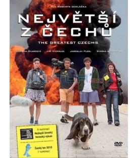 Největší z Čechů DVD