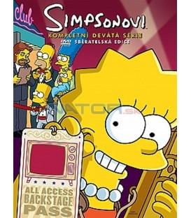 Simpsonovi 9. sezóna - seriál 4 DVD