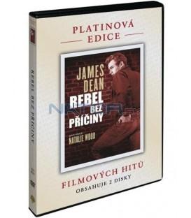Rebel bez příčiny 2 DVD (Rebel without Cause (2 DVD))