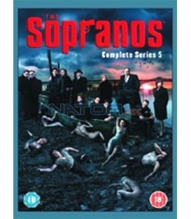 Rodina Sopránů 5 (Sopranos Season 5)